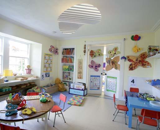 In vielen Kindergärten und Schulen vertraut man bereits auf die GeoWave®