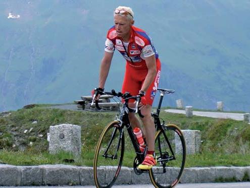 Rainer Popp, Radmarathon-Weltmeister